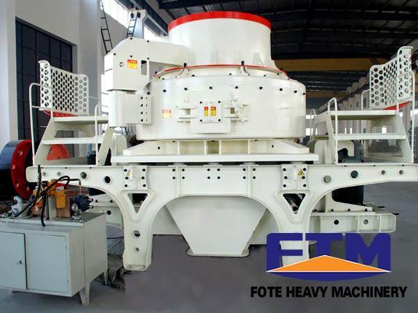 VSI sand maker