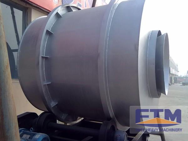 sand rotary dryer